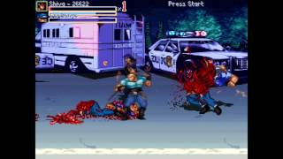 Download OpenBoR games: Streets of Rage Zombies 2 DEMO playthrough Video