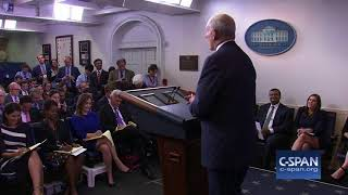 Download White House Chief of Staff John Kelly: ″I'm not quitting today.″ (C-SPAN) Video