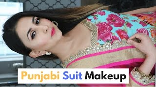 Download Punjabi Suit Makeup Tutorial Video