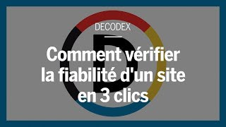 Download Comment vérifier la fiabilité d'un site en 3 clics Video