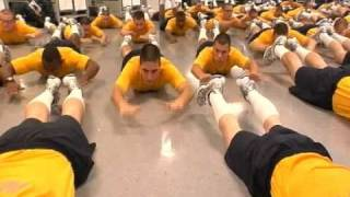 Download Navy Boot Camp: Physical Fitness Video