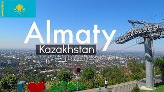 Download Almaty Kazakstan City Tour Video