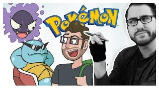 Download Drawing my POKEMON TEAM! Video