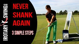 Download Never Shank The Golf Ball Again - 3 Simple Steps Video
