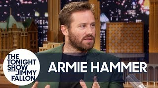 Download Armie Hammer Addresses Call Me By Your Name Sequel and Batman Rumors Video