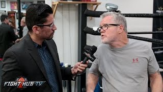 Download Freddie Roach ″Golovkin won the fight! Says Canelo will not expose Golokvin, ″GGG is too strong″ Video