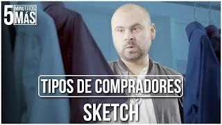 Download Tipos de Compradores | Sketch Video