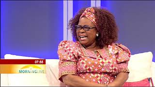Download Dr Lillian Dube on her honorary degree Video
