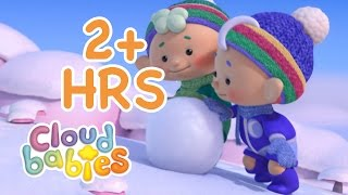 Download Cloudbabies | Wild Weather 2 Hour Compilation! | Cloudbabies Cartoon | Cute Cartoon for Kids Video