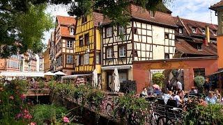 Download Colmar, Alsace, France in 4K Ultra HD Video