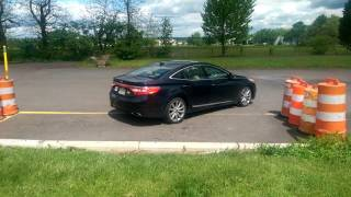 Download Parallel Parking test at Dublin, Pennsylvania Video