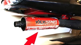 Download Super Cool Pocket Bike Exhaust Pipe Modification! Video
