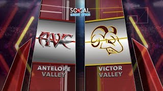 Download CCCAA Men's Basketball: Victor Valley at Antelope Valley - 1/20/18 - 7pm Video