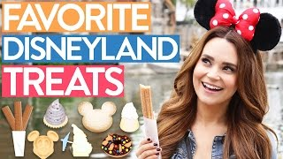 Download MY FAVORITE DISNEYLAND TREATS! Video