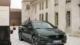 Download Opel Insignia Country Tourer Video