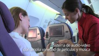 Download Clase económica LAN Airlines Video