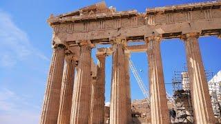 Download 360 VR Tour | Athens | Parthenon | Parthenónas | Παρθενώνας | Acropolis | VR Walk | No comments tour Video