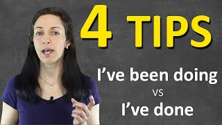 Download 4 BIGGEST tips on Present Perfect Continuous – English Grammar Fix Video