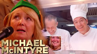 Download Michelin Mum Has Her Own Food Served To Her! | Michael McIntyre Video