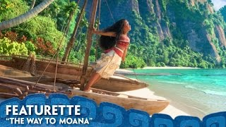 Download ″The Way To Moana″ Featurette - Moana Video