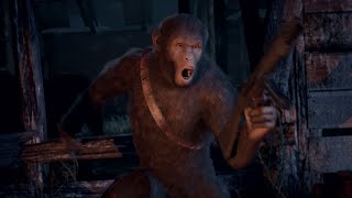 Download Planet of the Apes: Last Frontier - Reveal Trailer Video