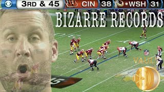 Download The Most Bizarre NFL Records of All-Time | NFL Vault Video
