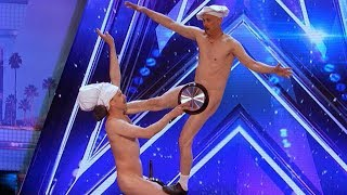 Download 'America's Got Talent' First Look: 'Men With Pans' Take the Stage... Naked! Video