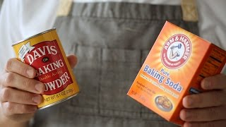 Download Baking Powder vs. Baking Soda- Kitchen Conundrums with Thomas Joseph Video