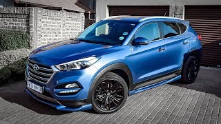 Download 2017 Hyundai Tucson 1.6 Turbo Executive Sport - Quick Review Video