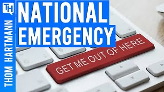 Download National Emergency : What Will Trump Get Away With Next? Video
