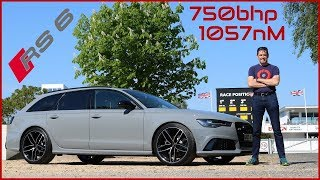 Download THE Ultimate Audi RS6 - A 750bhp Supercar Destroyer !! Video