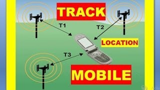 Download how to track a cell phone or mobile number location for free Video