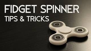 Download Fidget Spinner - Hand Spinner Fidget Toy Tips & Tricks Video
