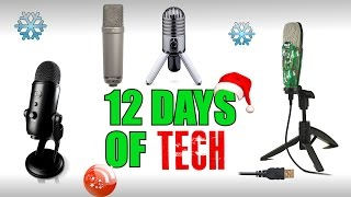 Download The Best Microphones | 12 Days of Tech Video