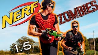 Download Nerf meets Call of Duty: ZOMBIES 1.5! Video