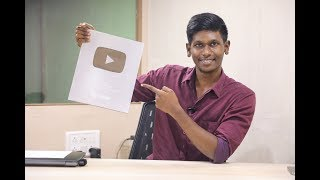 Download Unboxing The New YouTube Silver Play Button. Video