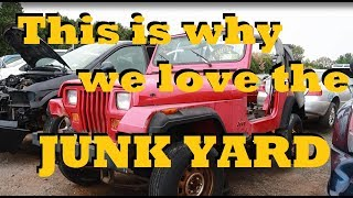 Download How to SCORE BIG at the Junk Yard-D&E in the U-Pull 10 Video