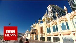 Download Donald Trump and Atlantic City - BBC News Video