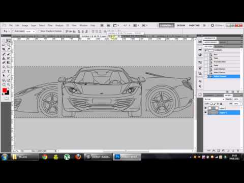 Stream blueprint setup photoshop 3ds max tutorial 683387 on akefk how to setup car blueprints for 3ds max malvernweather Images