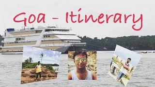 Download Goa , Best tourist place in India, How to plan goa in 3 days. Video