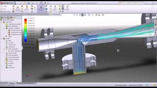 SolidWorks Flow Simulation of the SJC Titan Rifle