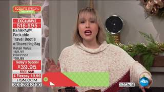 Download HSN | BEARPAW Footwear 12.01.2016 - 06 PM Video
