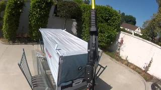 Download Empire Tracer Pump PMI First Strike Spring Feed Paintball Marker Test Gun Demo Video