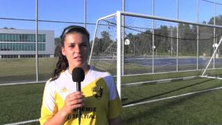 Download Portrait Rebecca Gosselin - 2015, l'année du soccer féminin au Québec Video