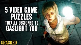 Download 5 Video Game Puzzles Totally Designed To Gaslight You - Video Game Purgatory Video
