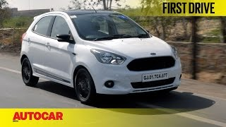 Download Ford Figo Sports Edition | First Drive | Autocar India Video