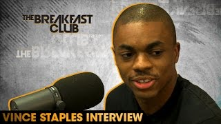 Download Vince Staples Interview With The Breakfast Club (8-26-16) Video