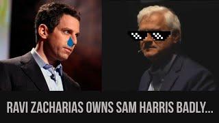 Download Atheist Sam Harris DESTROYED by Ravi Zacharias... Video