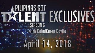 Download Pilipinas Got Talent Season 6 Exclusives - April 14, 2018 Video