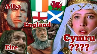 Download BRAVEHEART (1995) England, Alba, Cymru & Eire Video